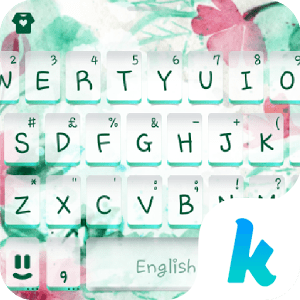 Spring Time Kika Keyboard 1.0