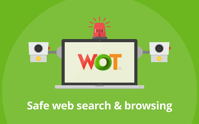 WOT: Web of Trust, Website Reputation Ratings