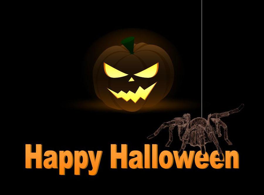Halloween - Pumpkins für PowerPoint