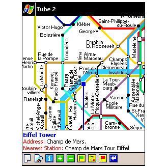 Tube 2 - Barcelona