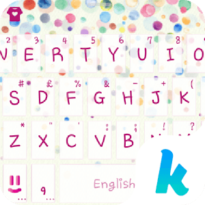 Everyday Dots Keyboard Theme 1.0
