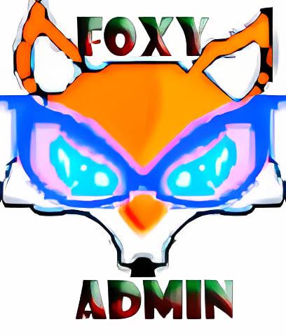 Foxy Admin