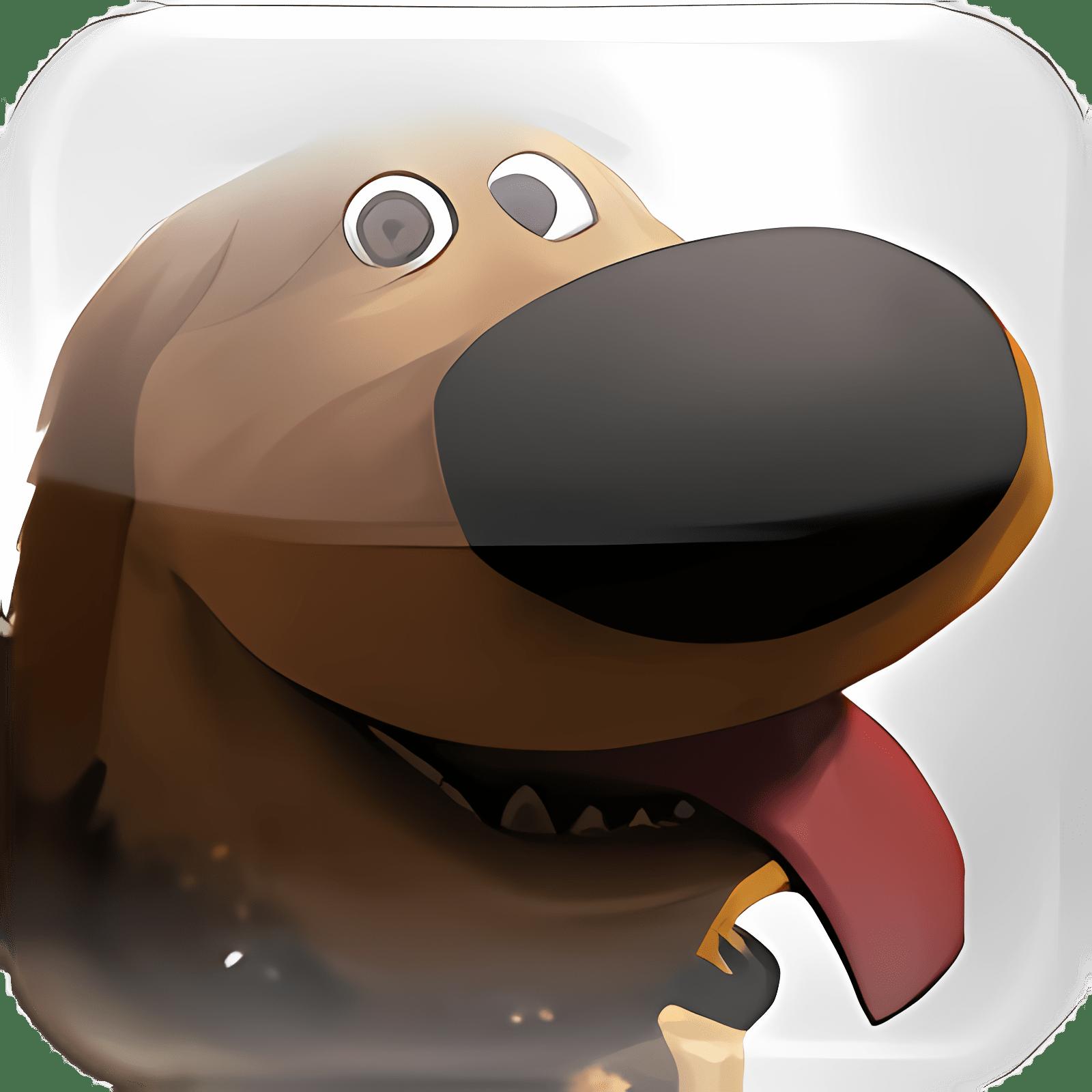 Oben (Up) - Meet Dug Screensaver
