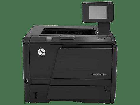HP LaserJet Pro 400 Printer M401dw drivers