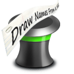 Draw Names From A Hat device-dependant