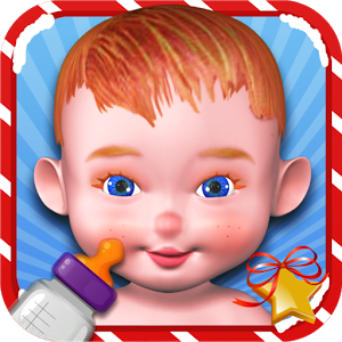 Cuidado Santa Baby Nursery Pro
