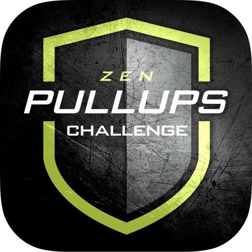 20 Pull Ups Trainer Challenge 1.8