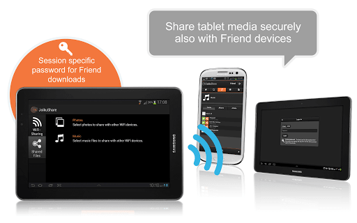 JoikuShare WiFi Air Share Free 1.2