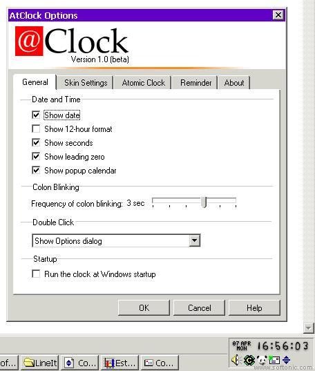 AtClock