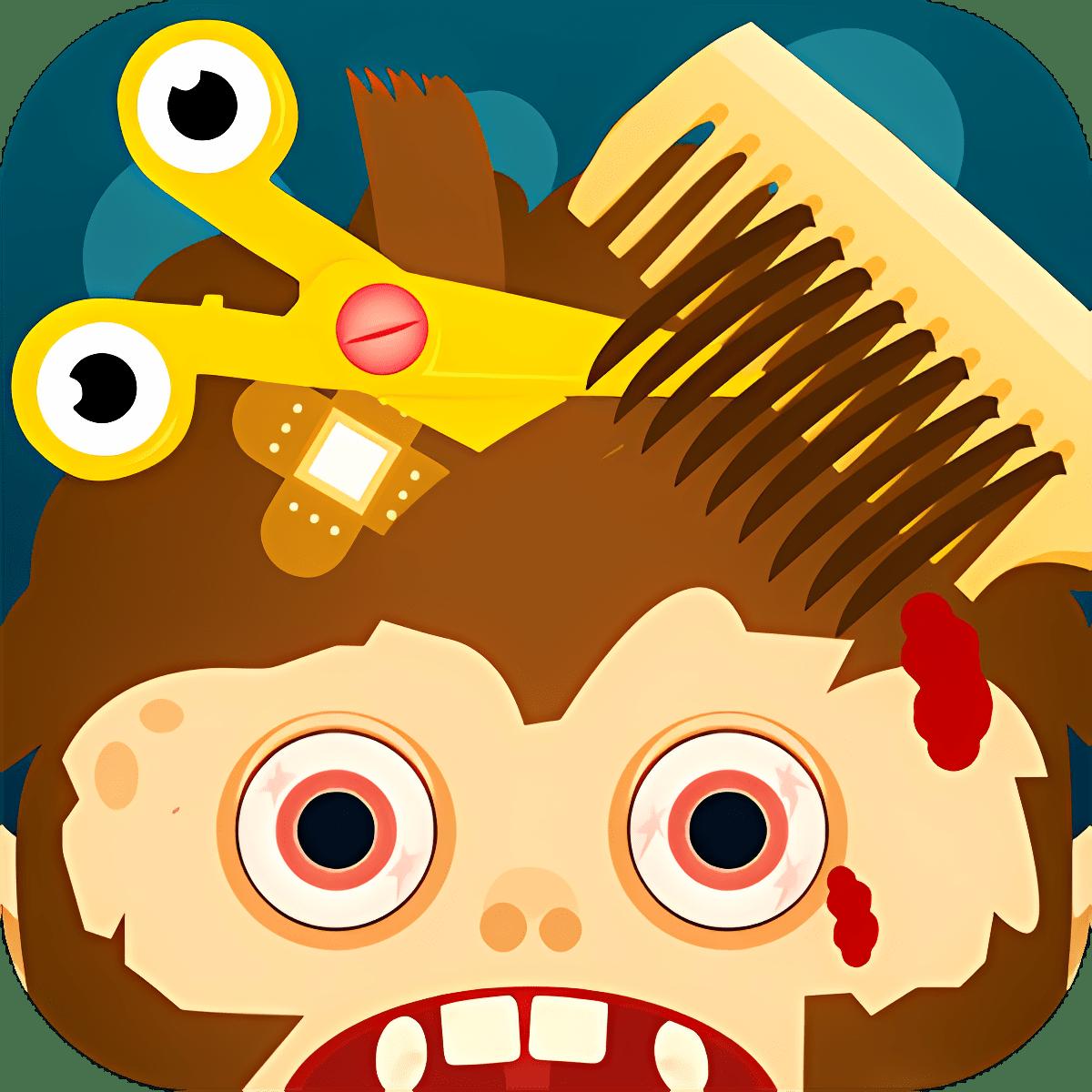 Zombie Salon - Juegos para niñ
