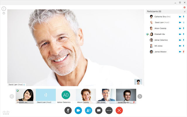 Cisco WebEx App for Chrome