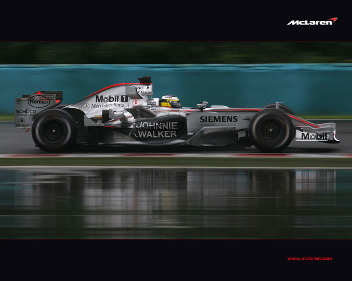 McLaren Mercedes Wallpaper Formel 1