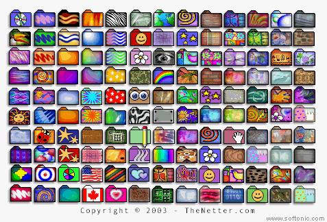 130 Free Desktop Icons