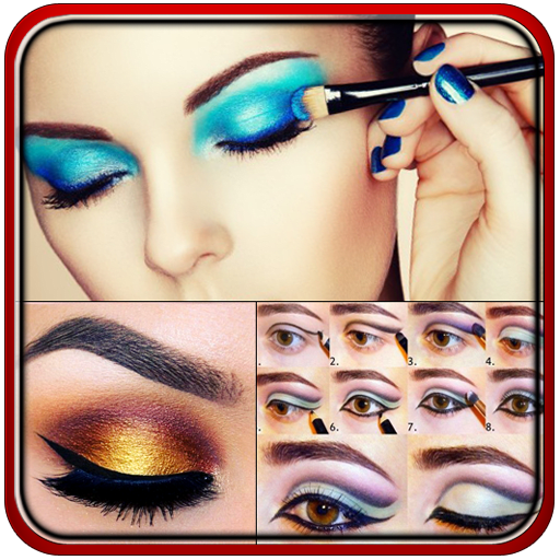 Eyes Makeup Steps