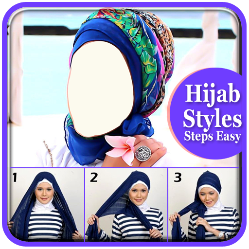 Hijab Styles Steps Easy