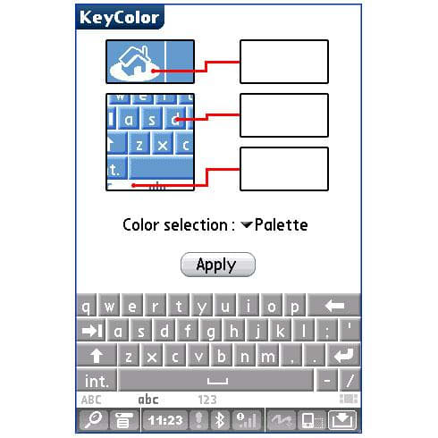 KeyColor