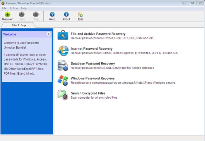 Password Unlocker Bundle Ultimate