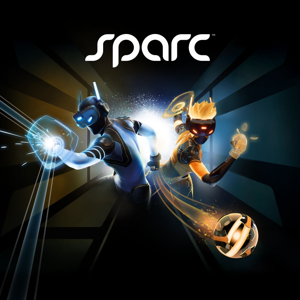 Sparc PS VR PS4