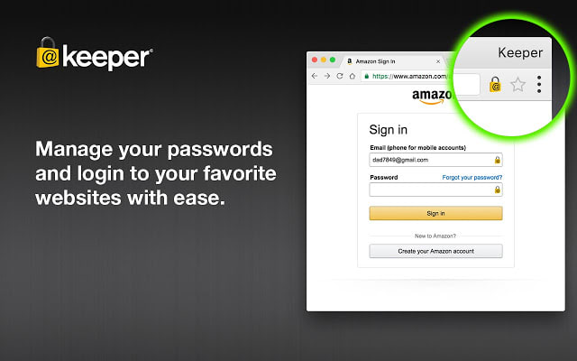 Keeper® Password Manager & Digital Vault