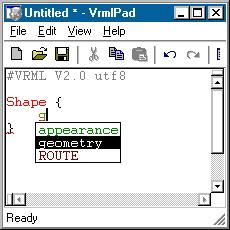 VrmlPad