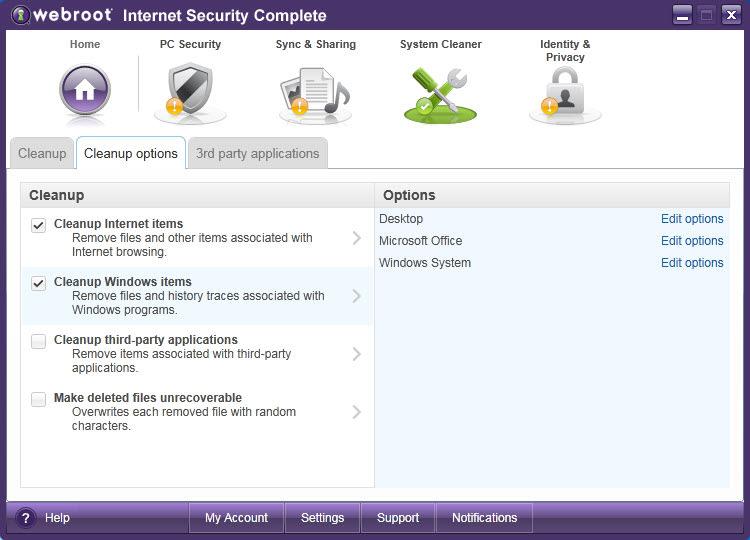 Scan Complete Screenshot Download Lengkap