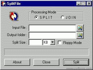 SplitFile