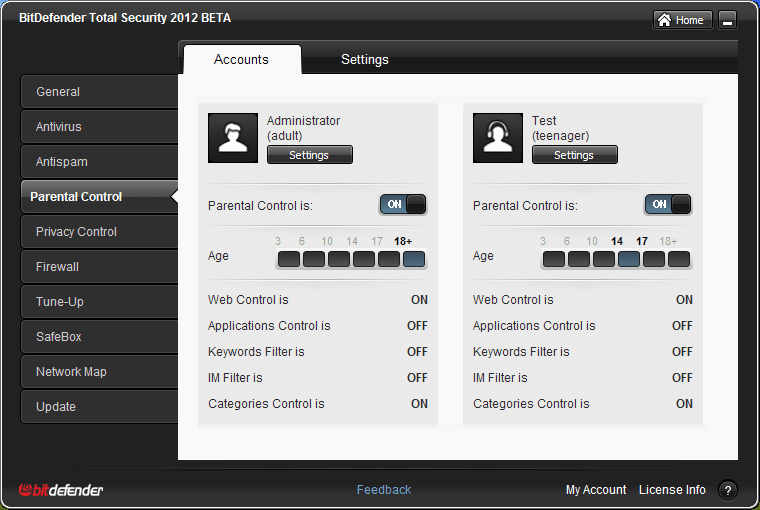 BitDefender Total Security