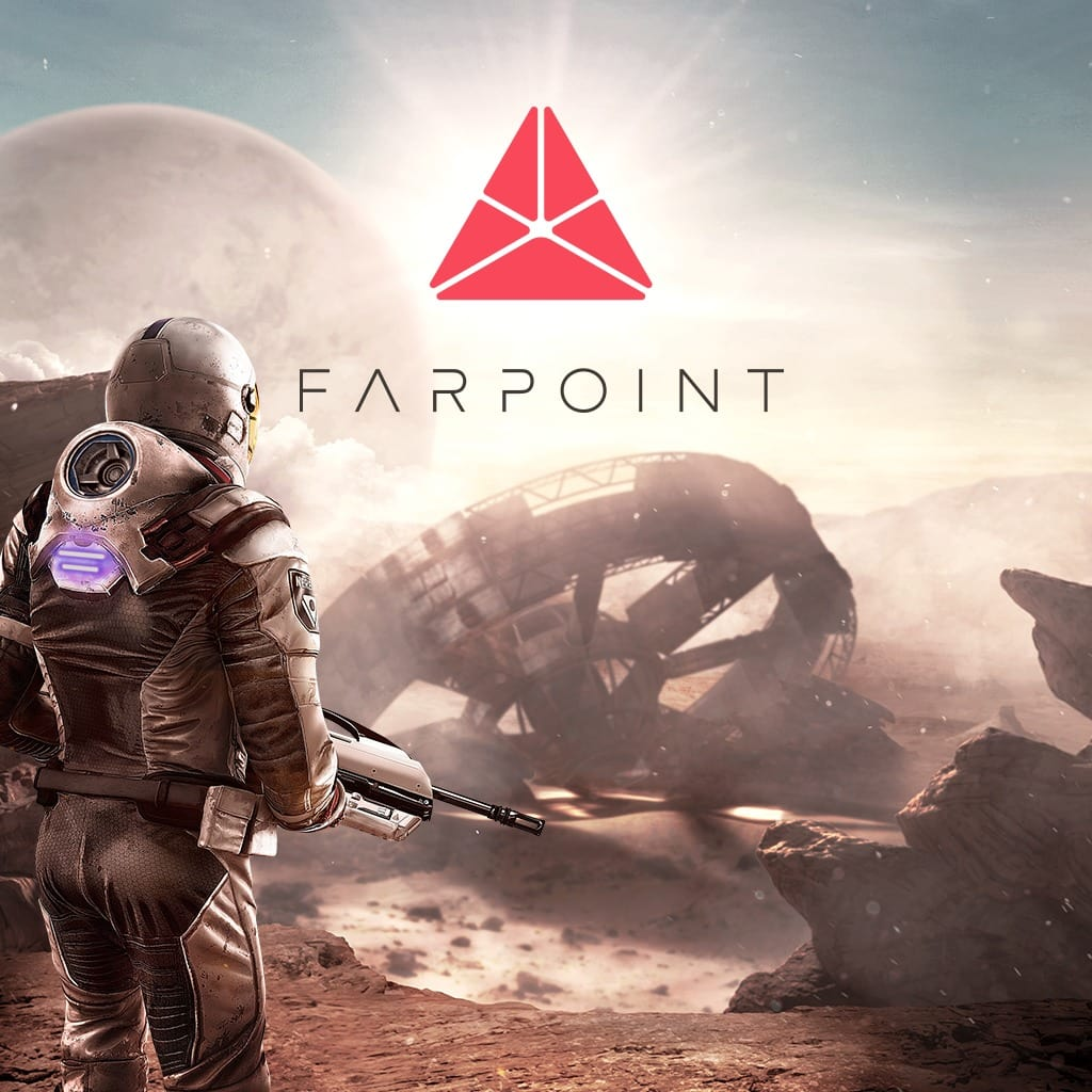 Farpoint PS VR PS4
