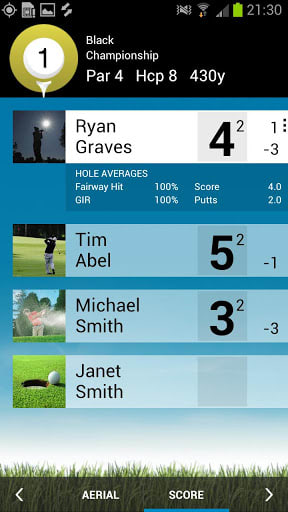 Golfshot: Golf GPS