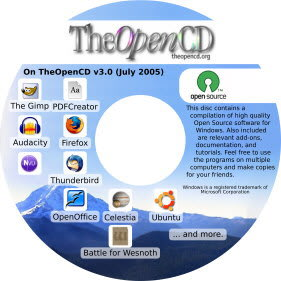 TheOpenCD