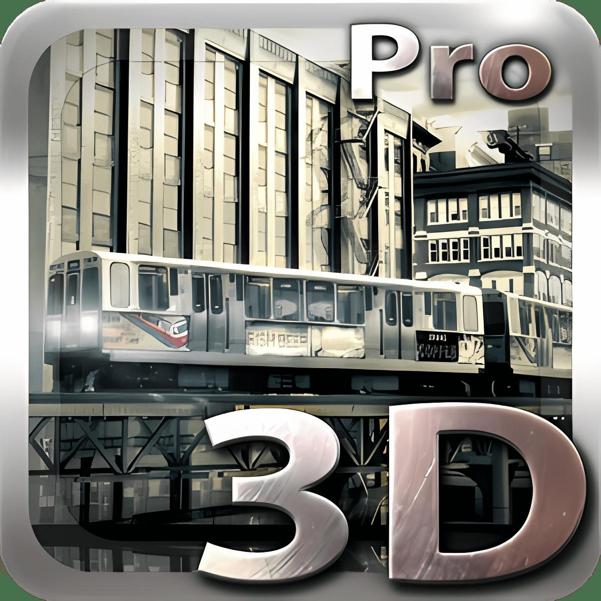 Chicago 3D Pro live wallpaper 1.2