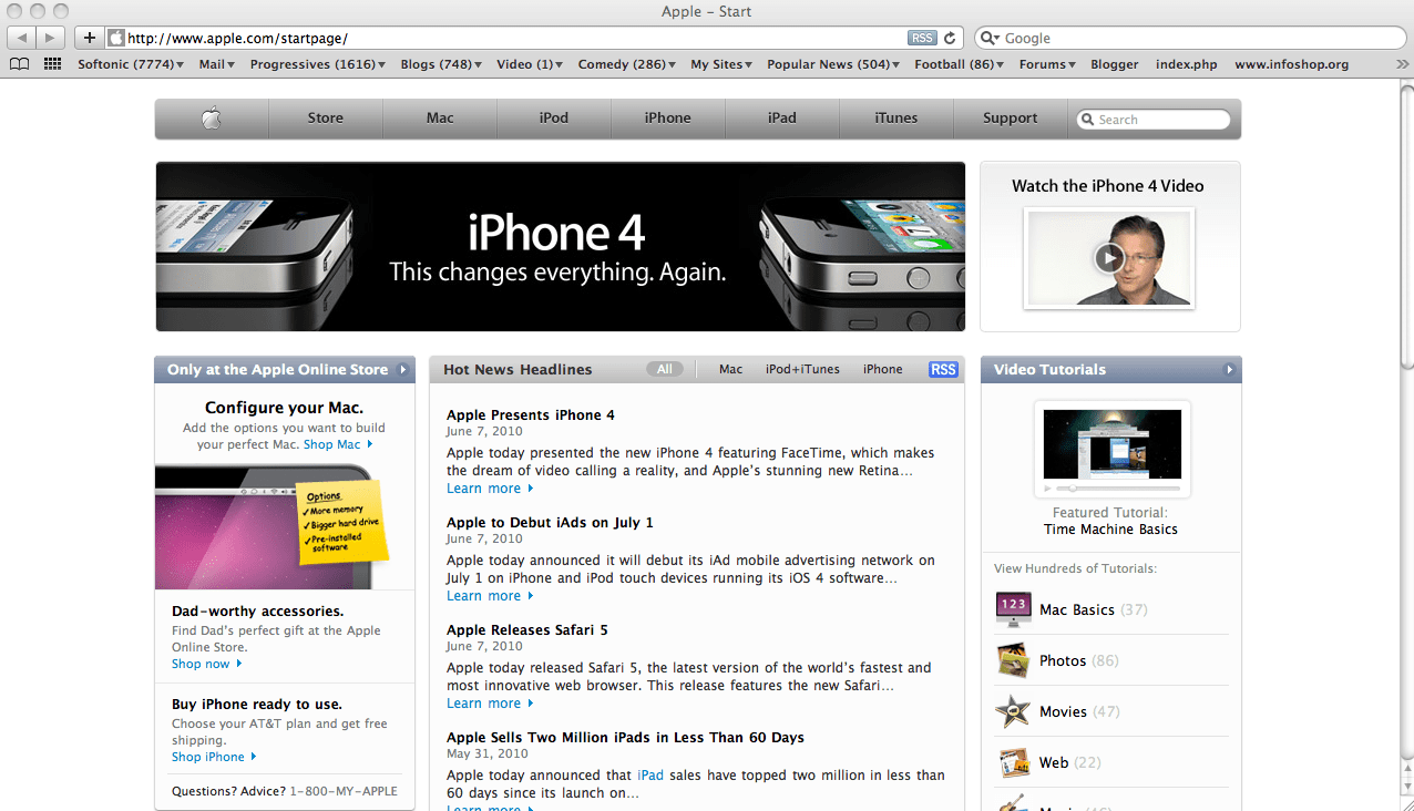 Update or reinstall Safari for your computer