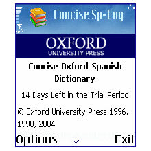 spanish to english translation oxford dictionary