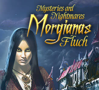Mysteries and Nightmares: Morgiana