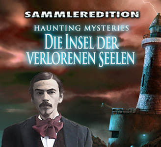 Haunting Mysteries: The Island of Lost Souls Colle