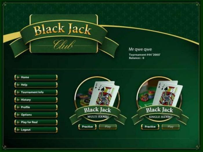 Blackjack Club