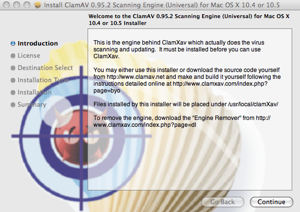Clamxav for mac download.