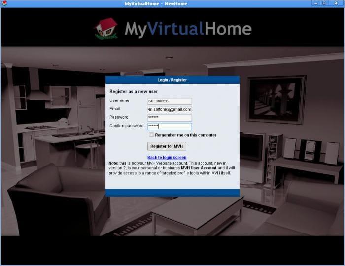 Virtual Home Design myvirtualhome - download
