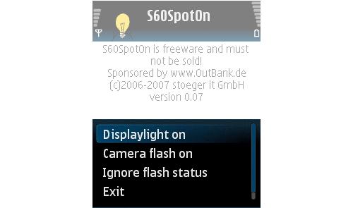 S60SpotOn