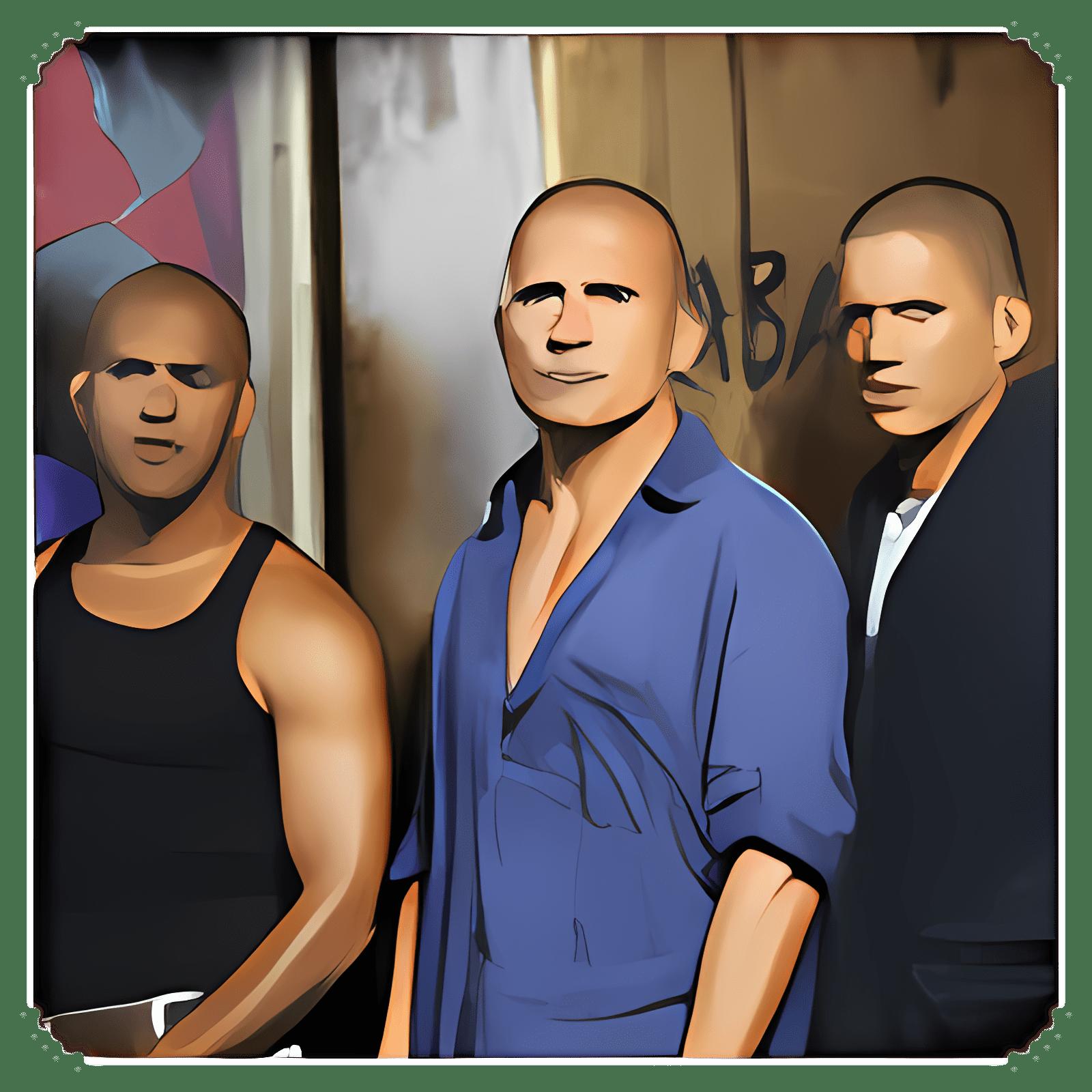 Fond d'écran Prison Break - Les détenus