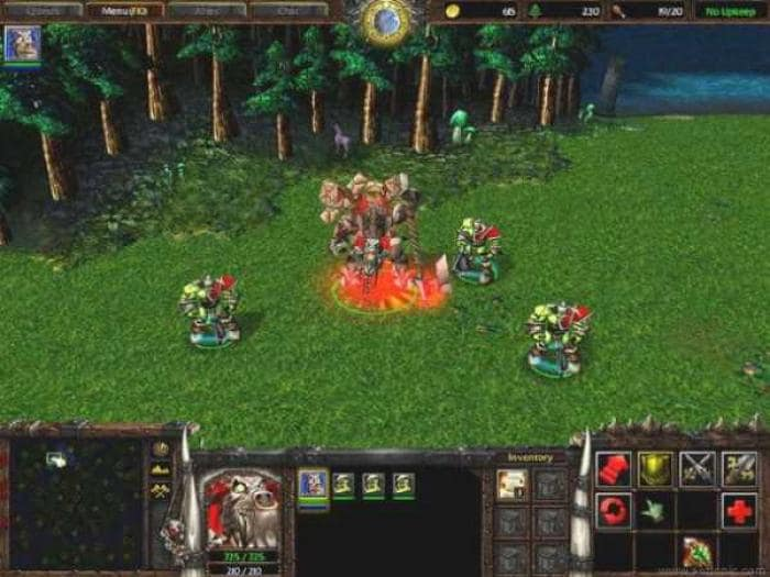 WarCraft III: The Frothen Throne