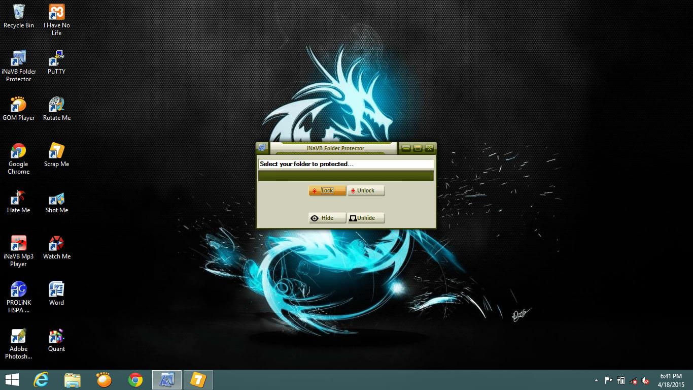 iNaVB Folder Protector