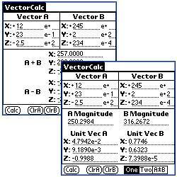 VectorCalc