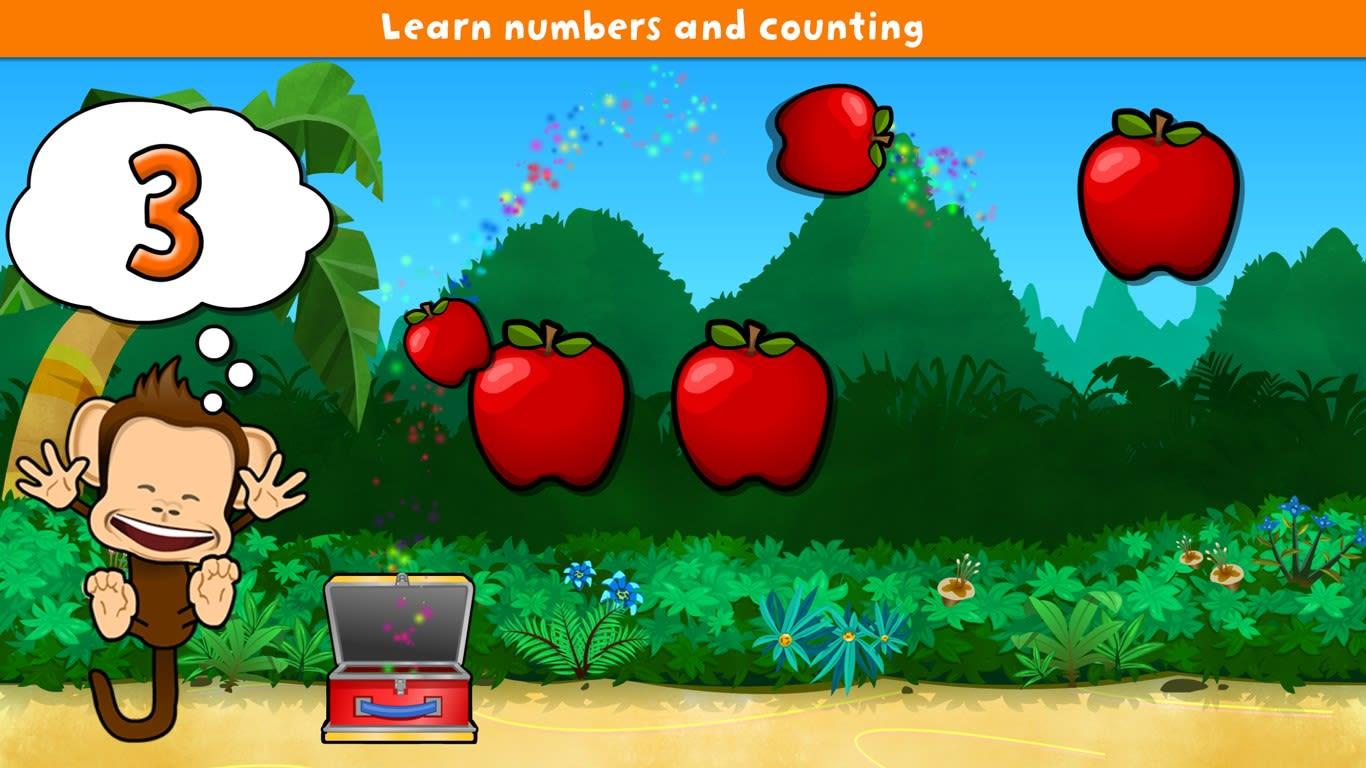 Monkey Preschool Lunchbox!