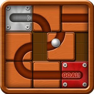 Unblock Ball  Slide Puzzle