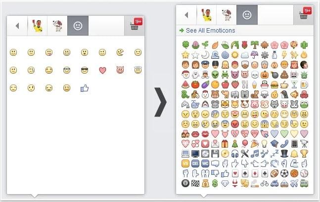 Facebook secret emoticons descargar - Smiley bisous iphone ...