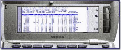 Mocha Telnet VT220