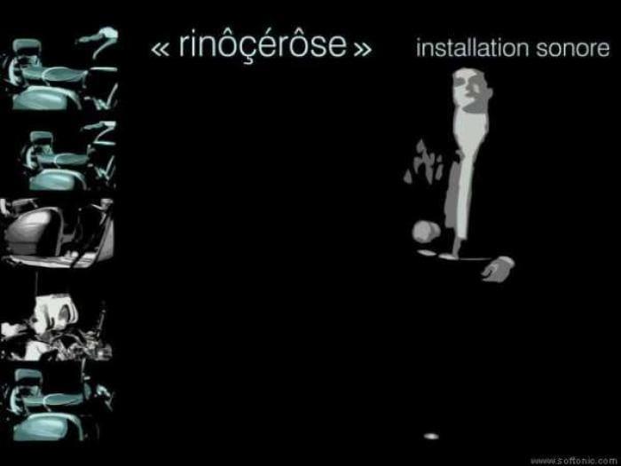 Rinocerose screensaver