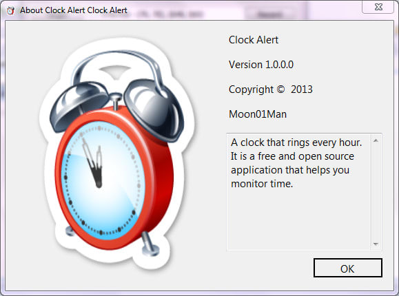Clock Alert