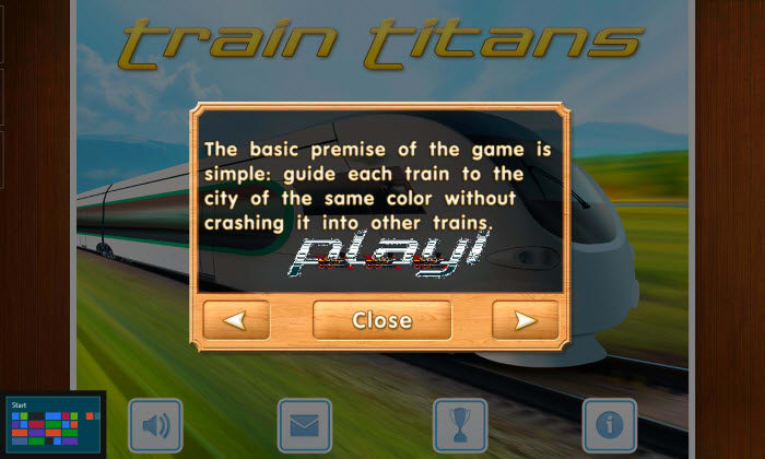 Train Titans voor Windows 10